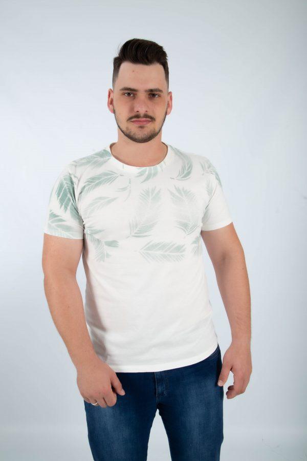 camiseta zatom plumas