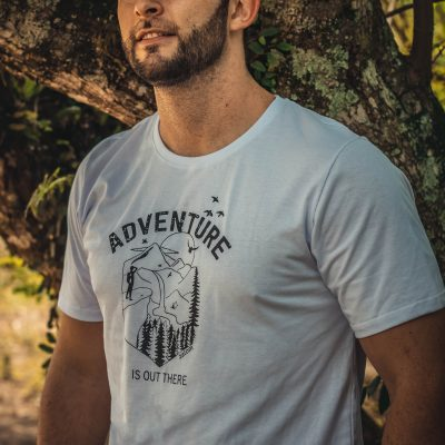 T-SHIRT MASC ADVENTURE