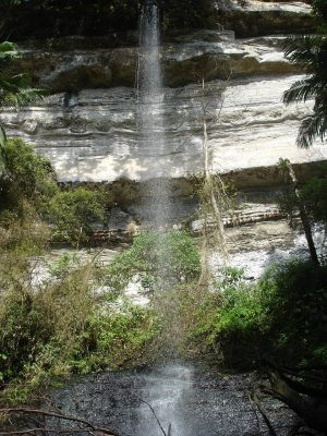 Cachoeira do vento