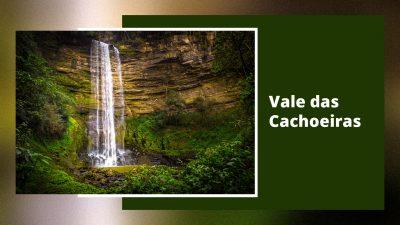 Vale das Cachoeiras pelos olhos da Zatom
